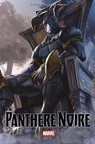La panthère noire All-new All-different