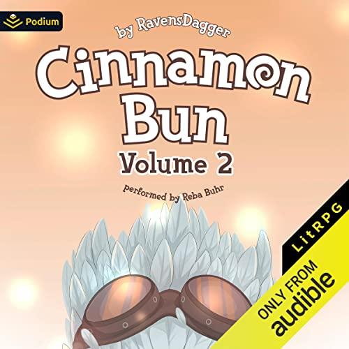 Cinnamon Bun: Volume 2 Titelbild