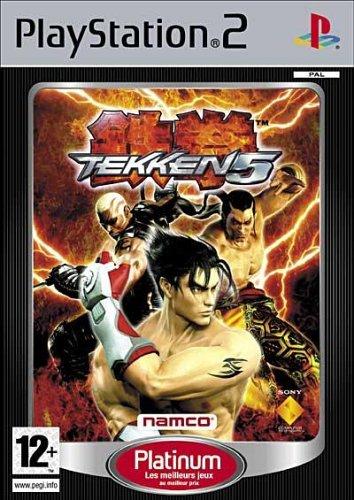 Tekken 5 - édition platinum