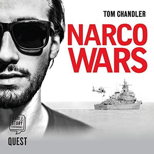 Narco Wars     The Gripping Story of How British Agents Infiltrated the Colombian Drug Cartels              By:                                                                                                                                 Tom Chandler                               Narrated by:                                                                                                                                 Jonathon Keeble                      Length: 9 hrs and 22 mins     3 ratings     Overall 3.7