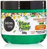 Salon Line Creme Tratamento 300G Maria Natureza Leite de Coco Unit