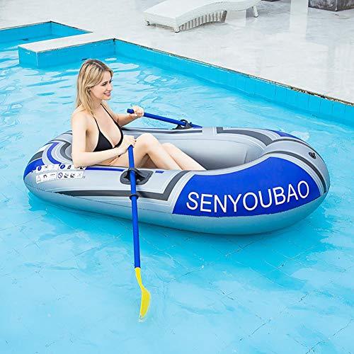 Wenhe Kayak - Barco hinchable para pescar o barco hinchable, plegable, resistente a la rotura