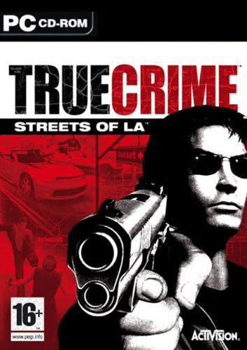 True Crime Streets Of La - Pc-Cd Rom CD