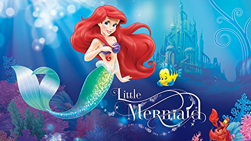 Disney Ariel The Little Mermaid Wallpaper Mural