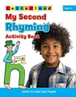 My Second Rhyming Activity Book (My Second Activity Books)