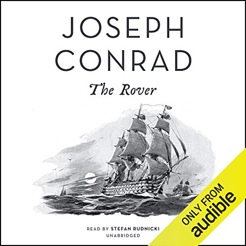 The Rover cover art
