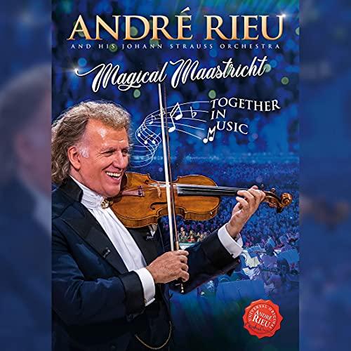 Magical Maastricht [DVD] [2021]
