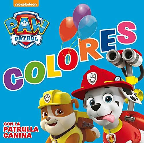 Colores con la Patrulla Canina (Paw Patrol | Patrulla Canina. Pequeñas manitas)