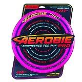 Aerobie - Pro Flying Ring Wurfring mit Durchmesser 33 cm, farblich sortiert