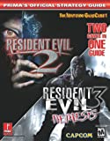 Resident Evil 2 & 3: Prima's Official Strategy Guide