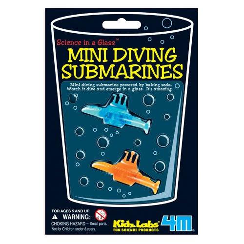 4M 68129 - Mini U-Boote