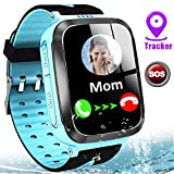 Best Gps Tracker For Kids - Kids Smart Watch Waterproof LBS Tracker Phone Watches Review