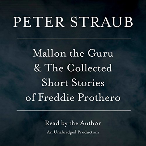 Mallon the Guru & The Collected Short Stories of Freddie Prothero audiobook cover art