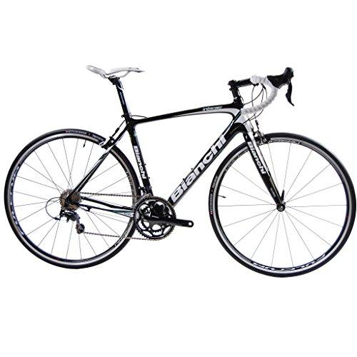 Bianchi Intenso Carbon Italian Road Bike – 53cm