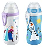 Nuk Junior Cup - Botella, diseño Frozen, 300 ml, para 36-72 meses
