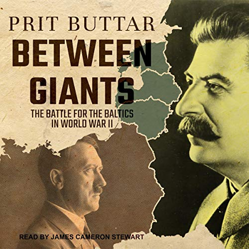 Between Giants cover art