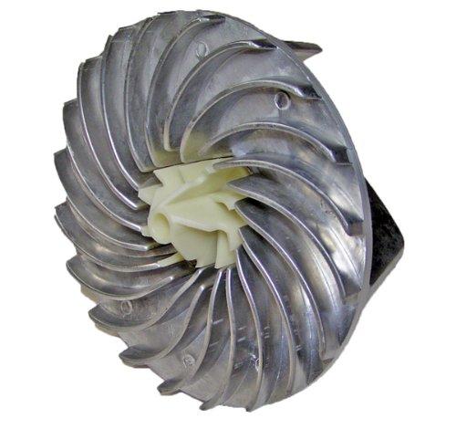 Black & Decker LH4500 & LH5000 Blower Vac Replacement Metal Fan Assembly # 90577295