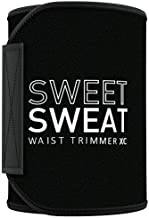 Sweet Sweat Waist Trimmer 'Xtra-Coverage' for Men & Women (Small)   Premium Waist Trainer Sauna Suit with More Torso Coverage for a Better Sweat!
