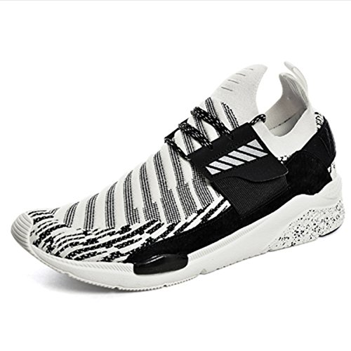 LI-NING Men Sports Life Leisure Walking Shoes Comfort Fitness Breathable Lining Wearable Sports Shoes Sneakers White US Size 11