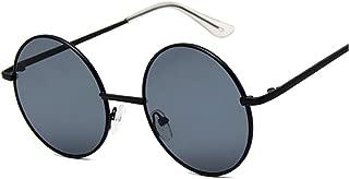 Gafas Deportivas, Pesca Gafas De Golf, Retro Round Sunglasses Women Luxury Brand Designer Vintage Small Unisex Metal Frame Color Lenses Sun Glasses Female Oculos UV400