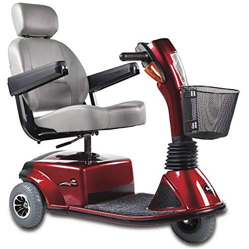 Zip'r Breeze 3-Wheel Scooter - Heavy Duty Long...