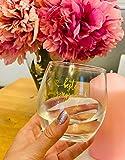 Great Stuff JGA BFF Best Friends Meilleure amie Bridesmaid Verre à eau Idée cadeau de mariage Merci