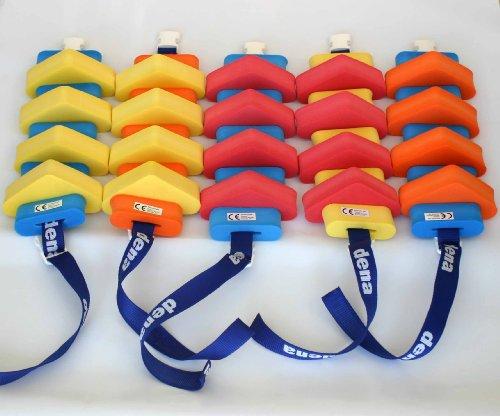 Babysplash - Flotador infantil en forma de cinturón (100 cm ajustable)