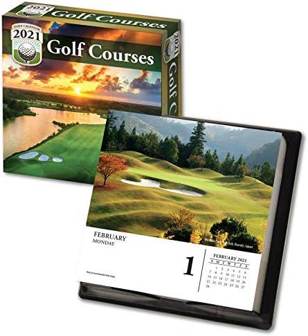Turner Photo Golf Courses 2021 Box Calendar 21998970003 product image