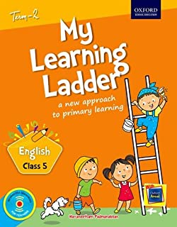 MY LEARNING LADDER ENGLISH CLASS 5 TERM 2
