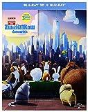 Mascotas [Blu-Ray]+[Blu-Ray 3D] [Region Free] (Subtítulos en...