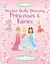 Princesses and Fairies (Sticker Dolly Dressing)