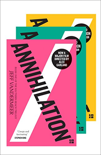 The Southern Reach Trilogy: Annihilation, Authority, Acceptance: The thrilling series behind Annihilation, the most anticipated film of 2018 (English Edition)