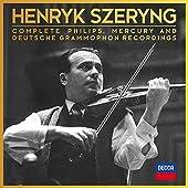 Henryk Szeryng Complete Édition