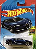 Hot Wheels 16 Bugatti Chiron 236/250 Exotics Exclusive by Tiny Toes
