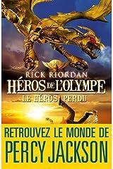 Héros de l'Olympe - tome 1 : Le héros perdu (Wiz) Format Kindle