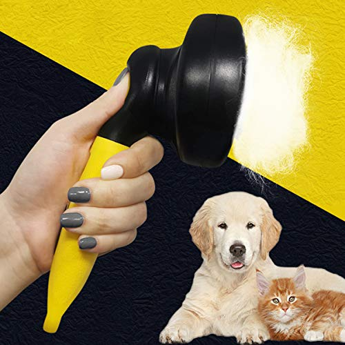 Eguled Dog Slicker Grooming Brush Cat with Short...