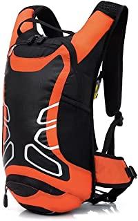Fyuanmeiiqxbbb hydration backpack Bicycle Bag Shoulder Backpack Ultralight Sport Riding Hydration Backpack Bike Bicycle Cy...