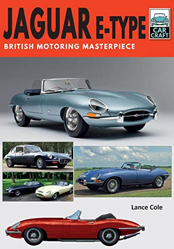 Jaguar E-Type (CarCraft) (English Edition)