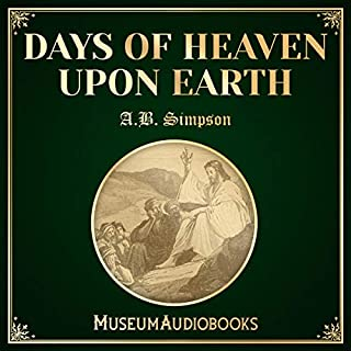 Days of Heaven Upon Earth cover art