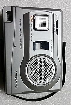 radio shack voice recorder