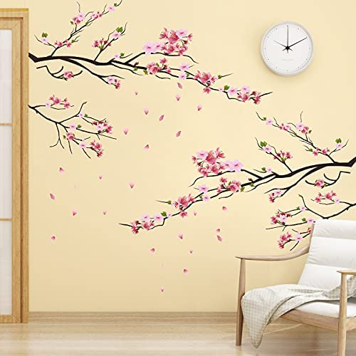 Cherry blossom tree decals _image3