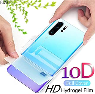 VINTO-Phone Screen Protectors - 10D Front Back Hydrogel Film For Huawei P40 Pro P30 P20 Lite P Smart 2019 Screen Protector...