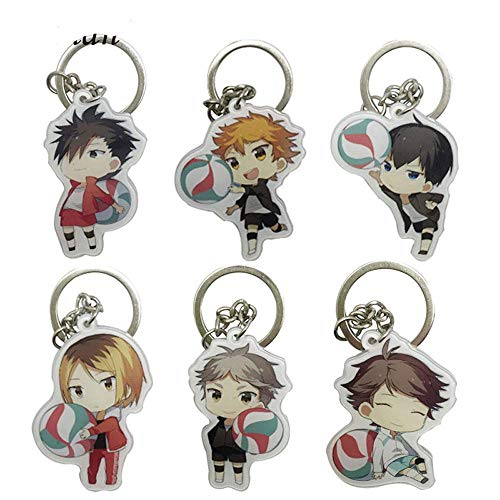 10 best anime keychain set for 2021