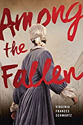 the book rat, bookratmisty, tbr, to be read, fall ya 2019, fall young adult releases, historical ya, vlog, booktube, book blog, Among the Fallen, Virginia Frances Schwartz