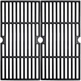 MikeGarden 16 15/16 Inch Grates for Charbroil 463633316 463672416 463672016 G460-0500-W1 G430-0016-W1 G421-0008-W1 463251413 463250212 463642116 463642116 463672019 463672219 Matte Enamel Grates