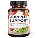 Best Adrenal Fatigue Supplements - Adrenal Support & Cortisol Manager – Extra Strength Review