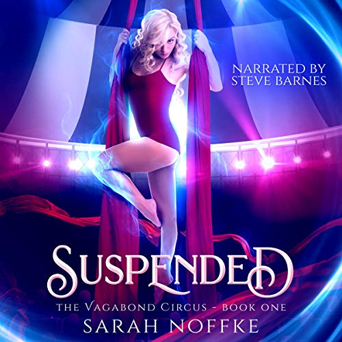 Suspended cover art