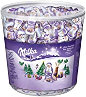 Milka – Calendrier de l'Avent Magic Mix – 24 Surprises Chocolatées