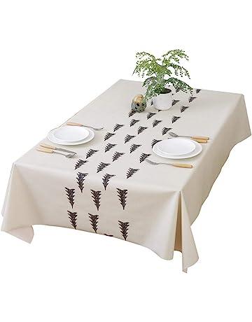9d6462172b29e Kooyi テーブルクロス テーブルカバー 防水防油 撥水 厚手 北欧 PVC