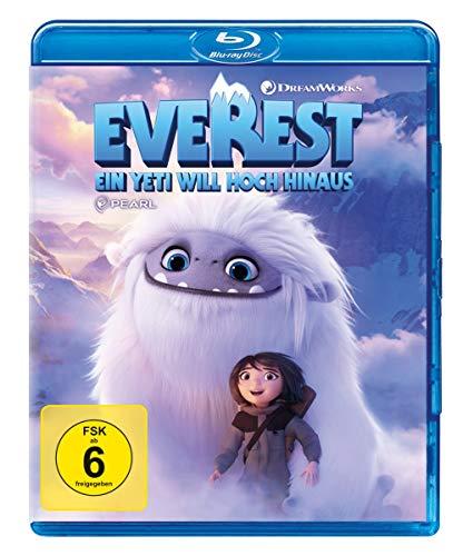 Everest - Ein Yeti will hoch hinaus [Blu-ray]